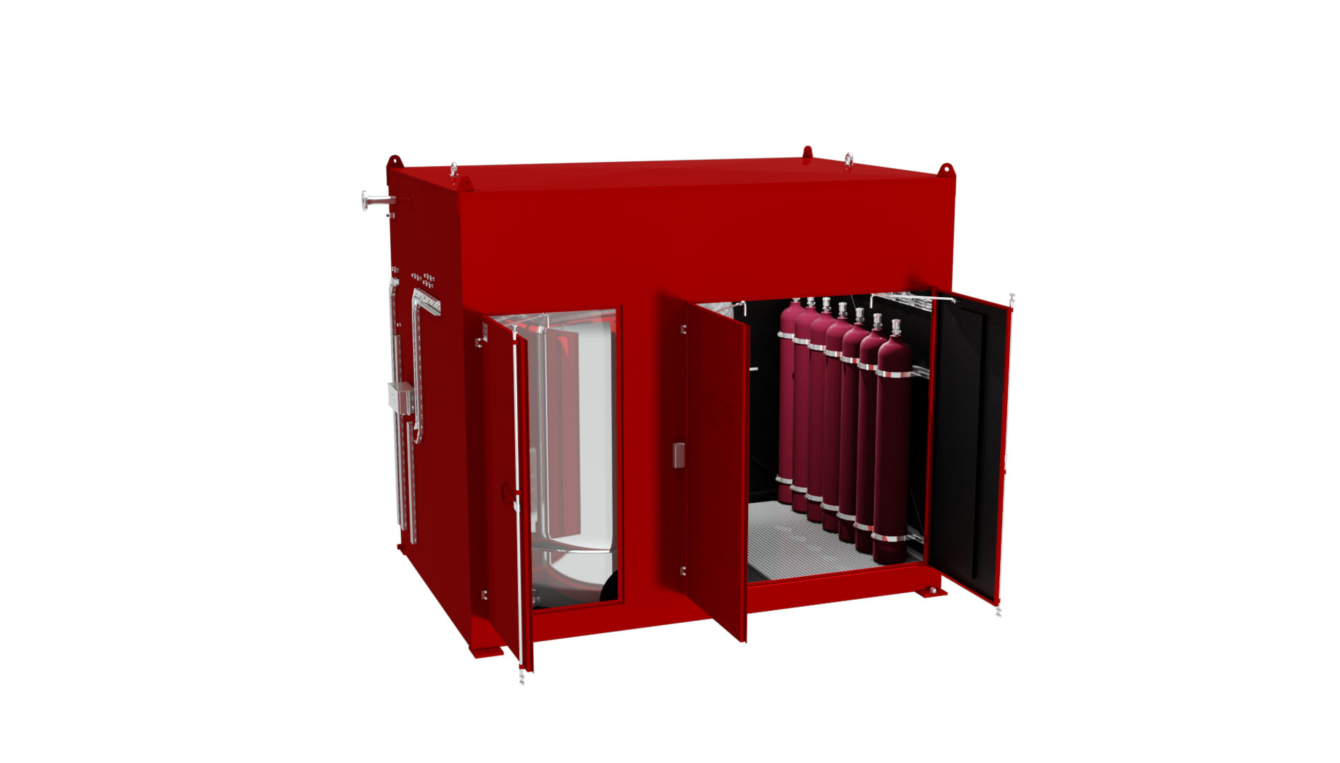 Mist System Product : Water mist systems firenor active firefighting
