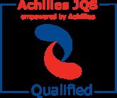 Achilles JQS certificate 2016
